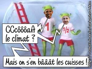Conférence sur le climat du 7 au 18 décembre à Copenhague. Zorro va arriver ! - Page 2 DemiGrenouille